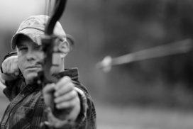 le gestionnaire symbolisé par l'archer