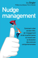 Le nudge management de Eric Singler